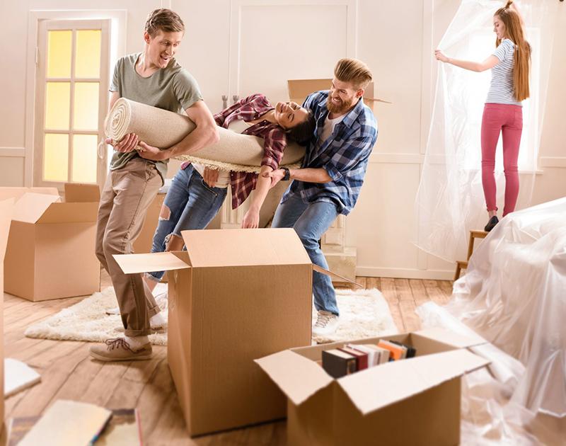 Dividir o apartamento – 6 regras de boa convivência