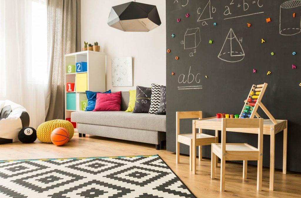 Espaço para criança: monte um lugar seguro e aconchegante para seu filho