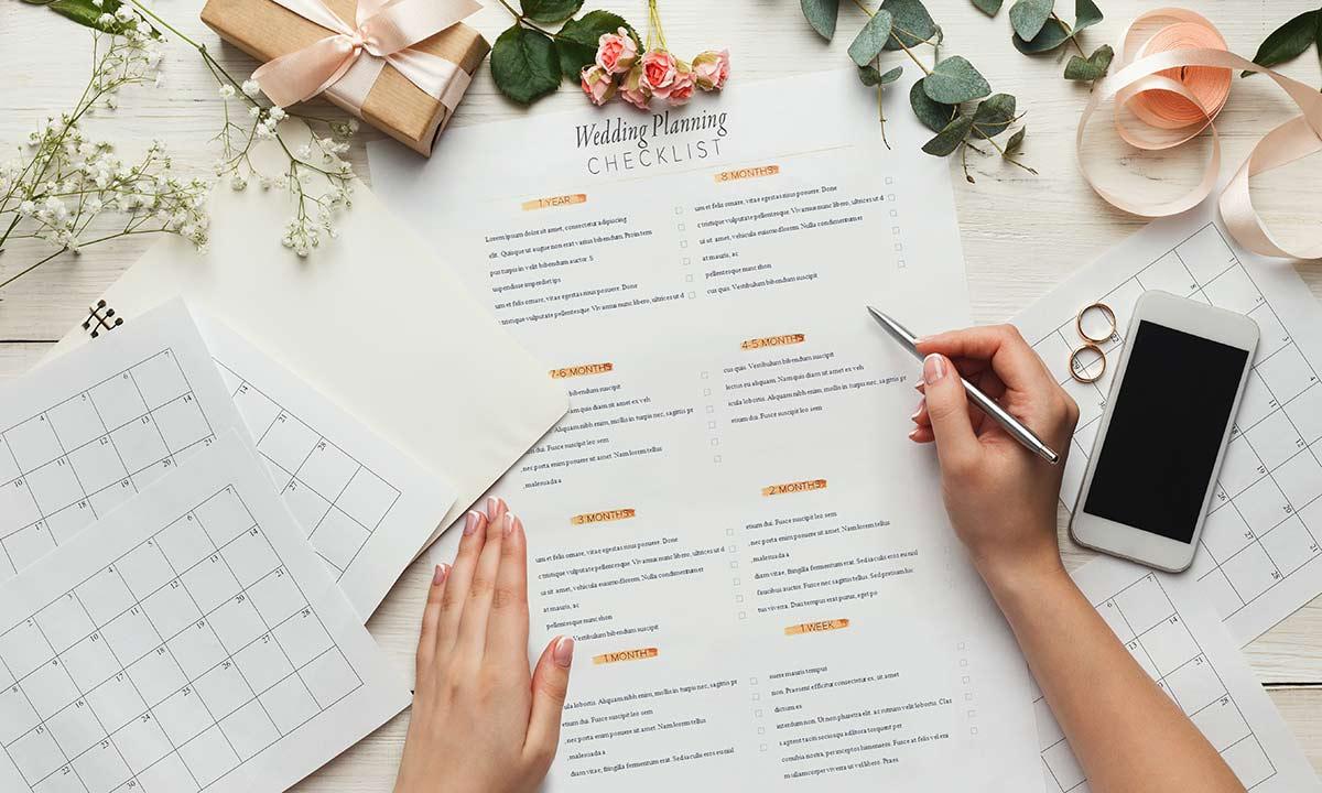Lista de casamento – Dicas para você não esquecer de nada