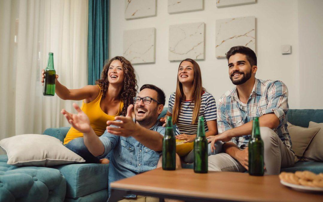 Como se divertir com amigos sem sair de casa