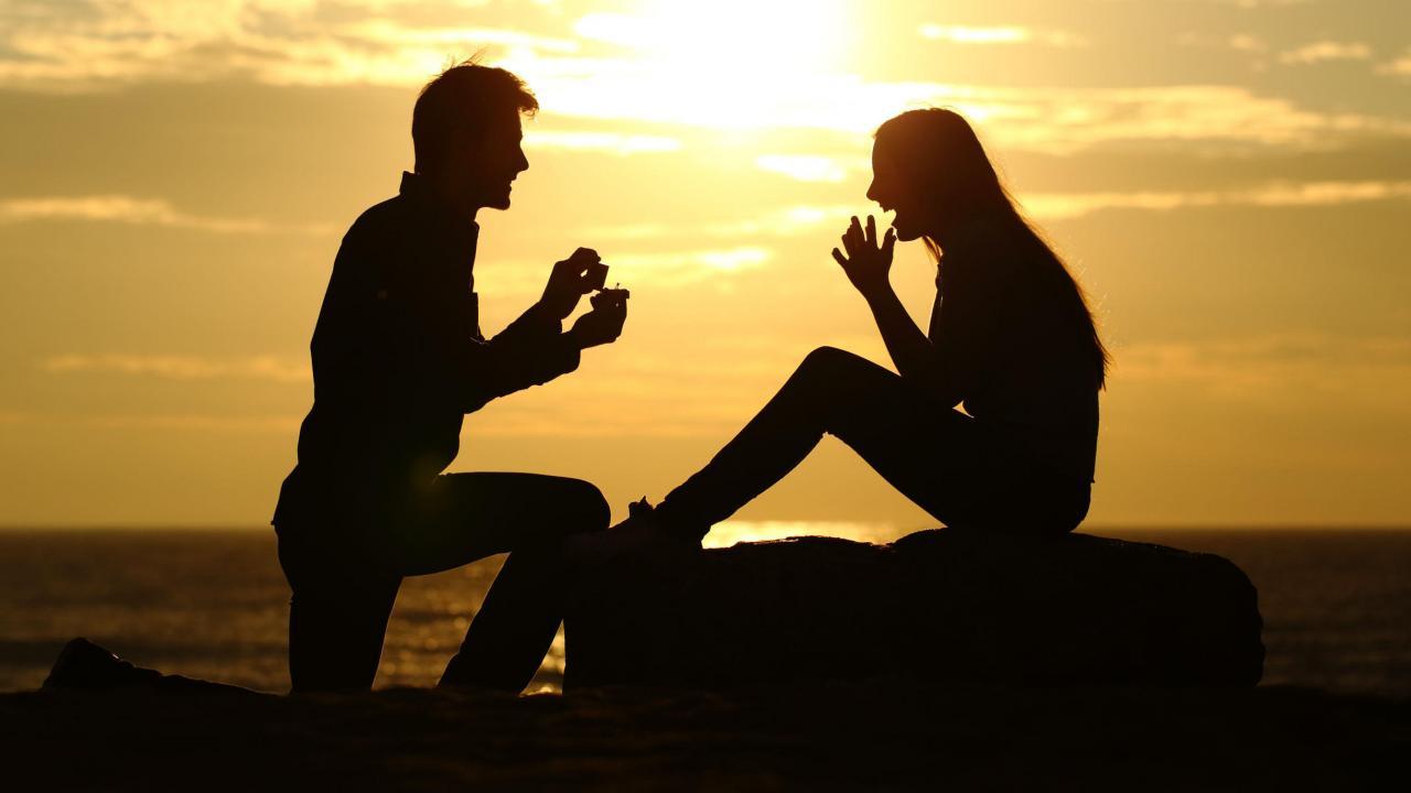 Inspirações para você arrasar no pedido de casamento
