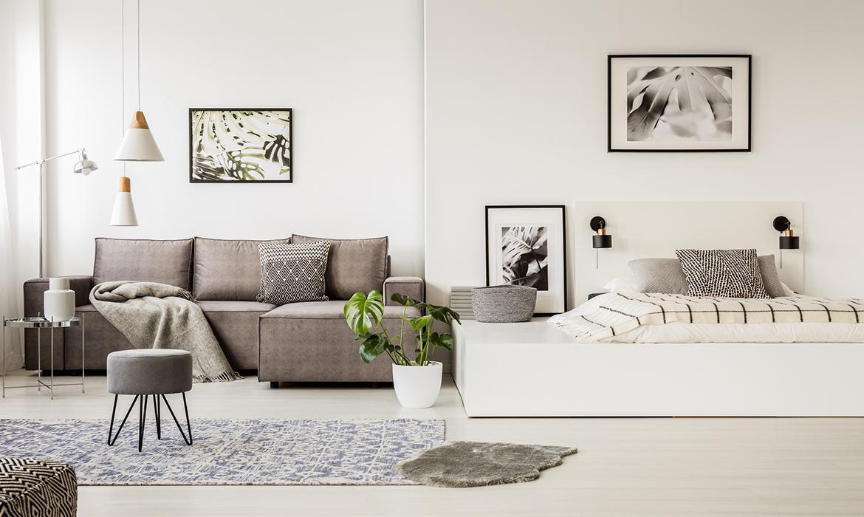 Apartamento pequeno? Confira 3 dicas para aproveitar bem o espaço