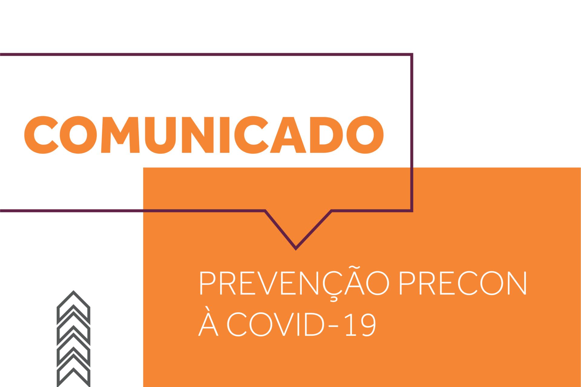 COMUNICADO PRECON ENGENHARIA
